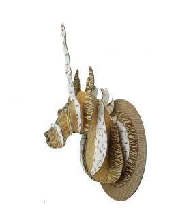 Trophée Licorne Golden Gatsby