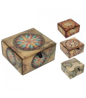 Boîte à bijoux voyageur