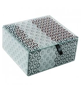 Boîte à bijoux cubik