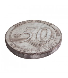 Dessous de Plat en Zinc 50 cts