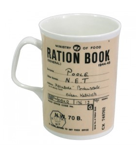Mug Ration Book