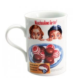 Mug guimauve vintage