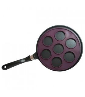 Crêpière pancake blinis tous feux sauf induction