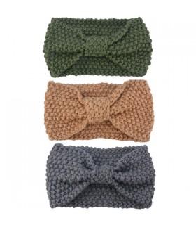 Bandeau de Cheveux en Crochet