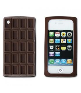 Coque iPhone 4 - 4S Chocolat