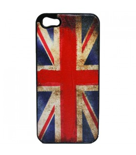 Coque iPhone 5 Union Jack