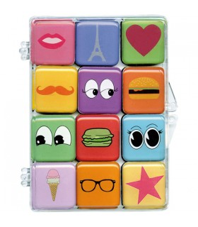 Magnets Icones Rigolos