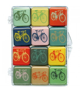 Magnets vélo