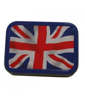 Boîte métal Union Jack