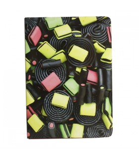 Carnet bonbons réglisse