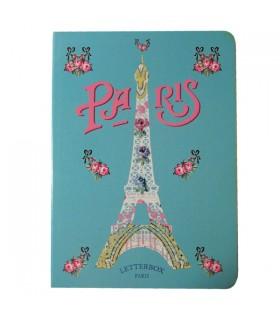 Carnet Paris vintage