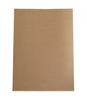 Cahier Absolute Note Book naturel