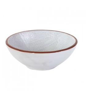 Grand Bol en Céramique Blanc