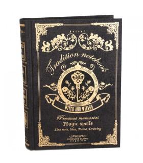 Carnet Magic Notebook noir