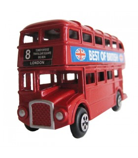 Taille-crayon bus londonien