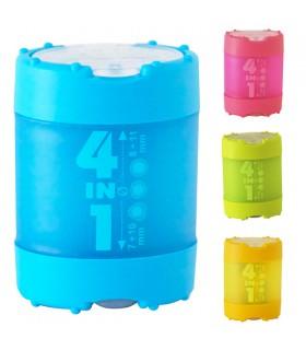 Taille crayon à réservoir multi-taille
