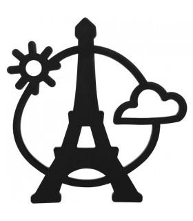 Dessous de plat en silicone Paris