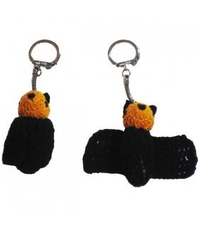 Porte-clés chauve-souris