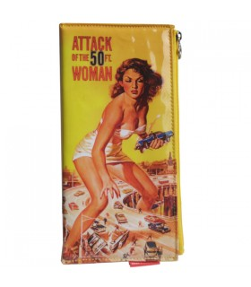 Pochette Woman Attack