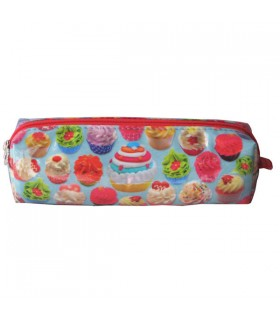 Trousse Scolaire Cupcakes Gourmands