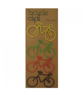 Trombones marque-page Vélos