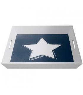 Plateau étoile blanche 1