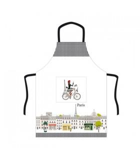 Tablier de cuisine Vélib