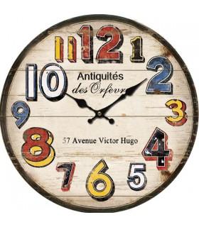 Horloge murale Antiquités des Orfèvres