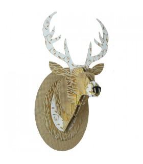 Trophée Cerf Golden Gatsby