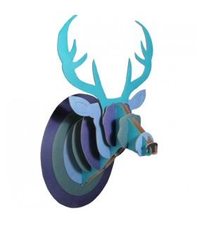 Trophée Cerf Bleu